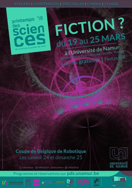 Printemps des Sciences 2018