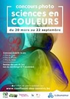 """Concours Photos """"Sciences en couleurs"""""""