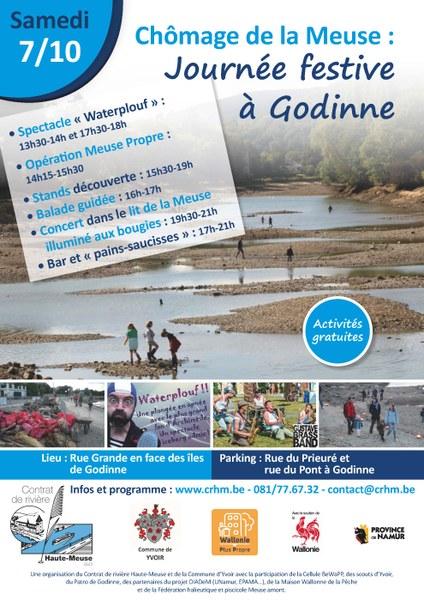 Chômage de la Meuse : le projet DIADeM à l'honneur