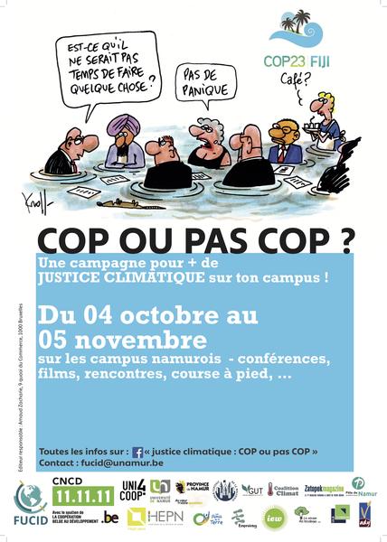 Justice climatique : COP ou pas COP ?