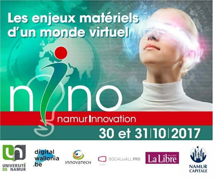 Salon NINO 2017 - Les enjeux matériels d'un monde virtuel