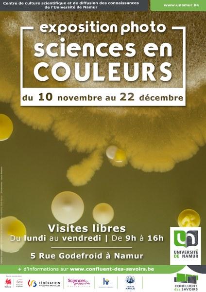 Exposition - Sciences en couleurs