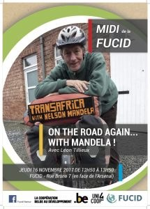 Midi FUCID : On the road again... with Mandela !