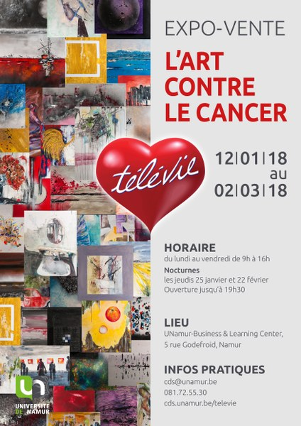 L'art contre le cancer