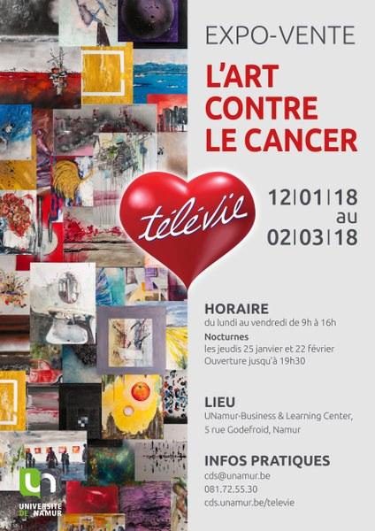 L'art contre le cancer