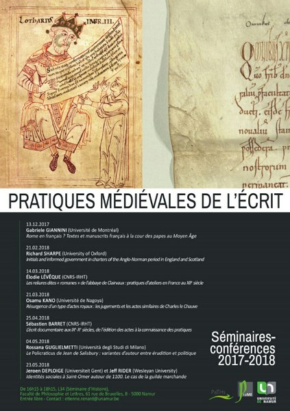 Identités sociales à Saint-Omer autour de 1100. Le cas de la guilde marchande