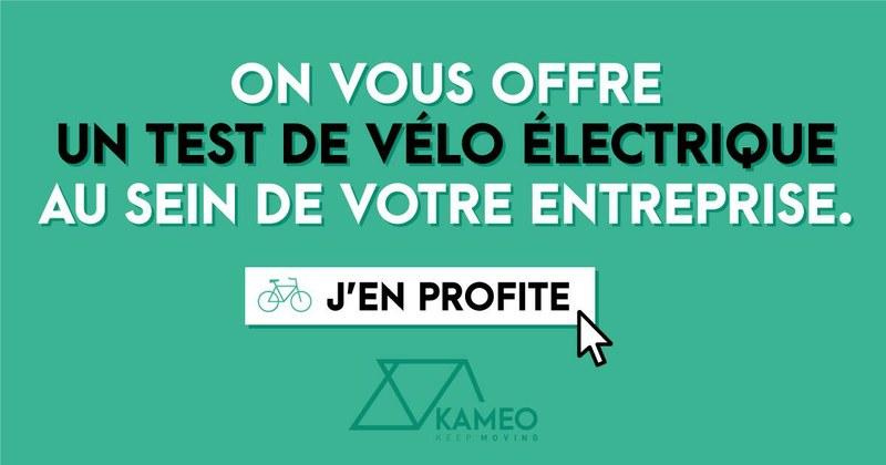 Semaine de la mobilité : test gratuit de vélos électriques pendant 3 jours