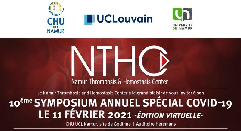 10ième symposium du NTHC: session spéciale COVID-19