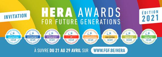 HERA Awards 2021 - Webinaires