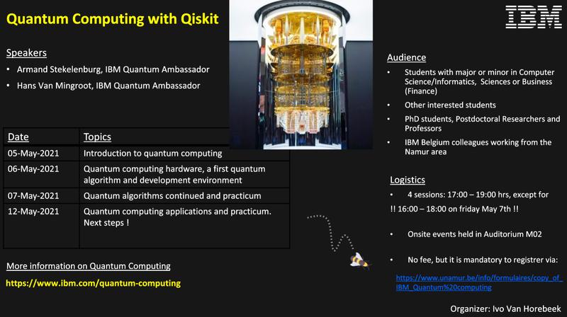 IBM & Quantum computing