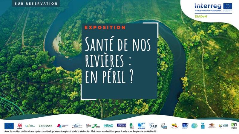 Exposition • Santé de nos rivières : en péril?