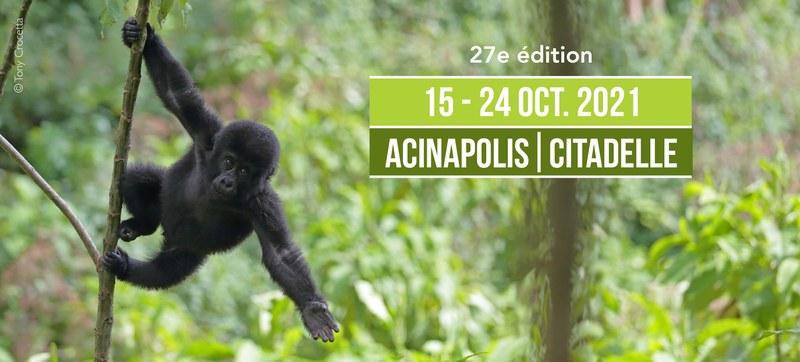 L'UNamur au Festival International Nature Namur (27e édition)